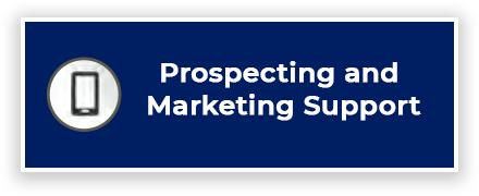 Prospecting and Marketing Support